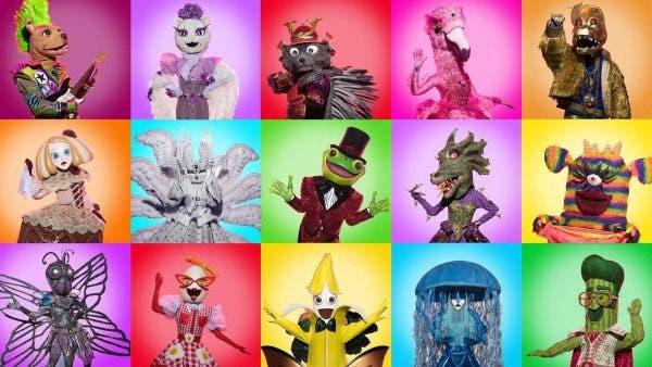 Mask Singer gala 1