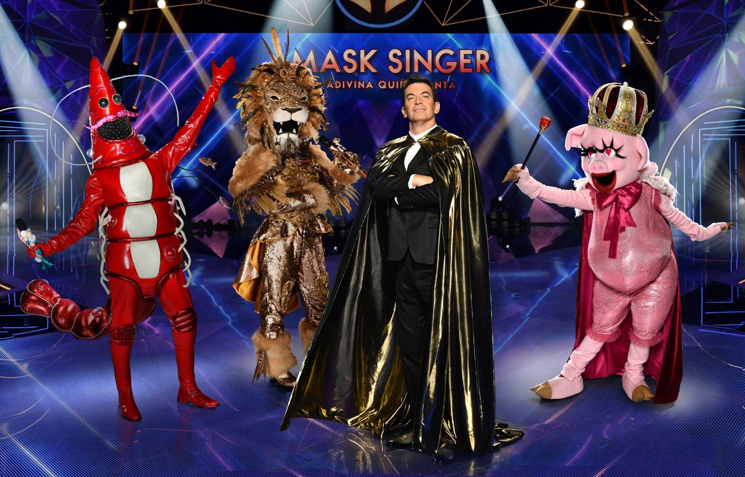 Mask Singer pista
