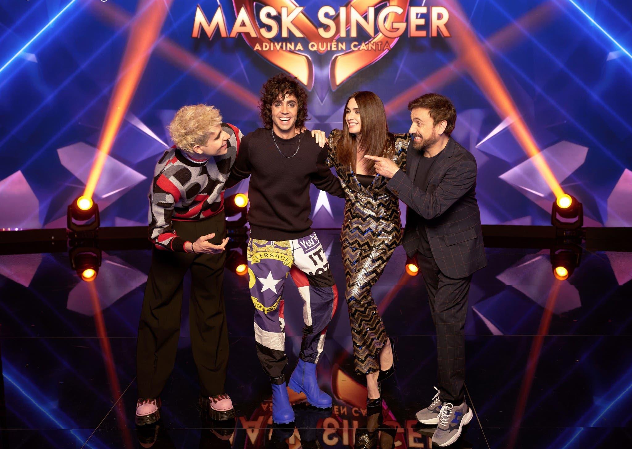 Mask Singer estreno