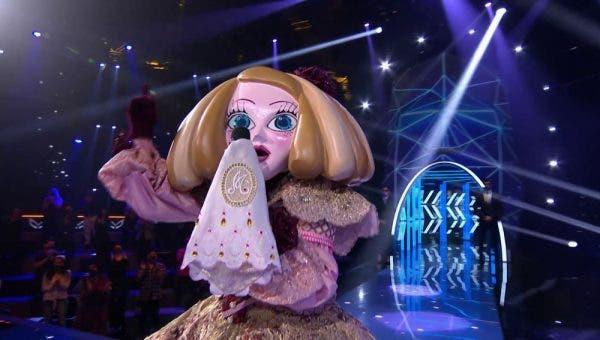 Mask Singer Cocodrilo