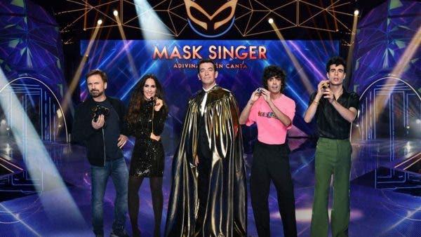 Mask Singer pistas