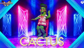 Mask Singer Cactus