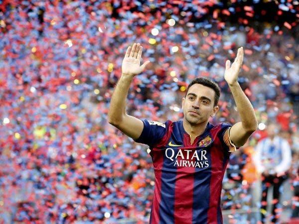 Barcelona Xavi