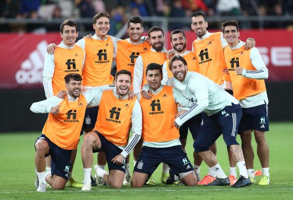 Selección Española criptomoneda