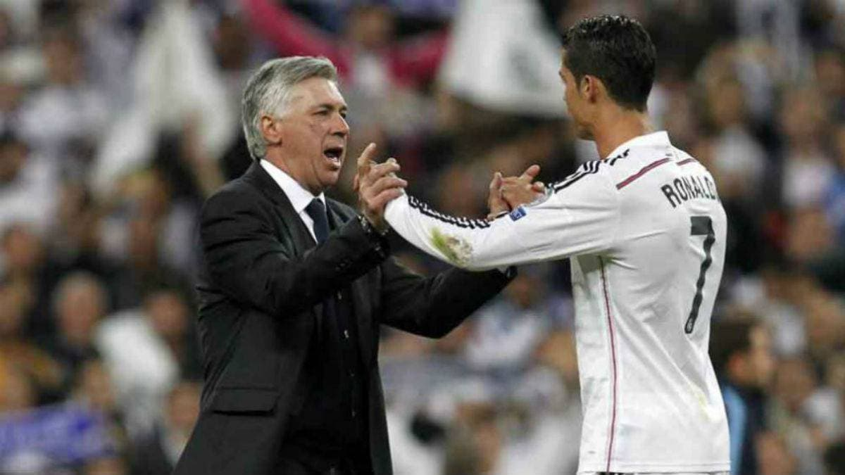 Real Madrid Ancelotti