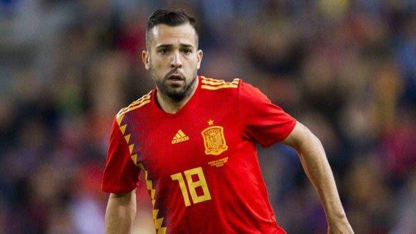 Jordi Alba Valencia