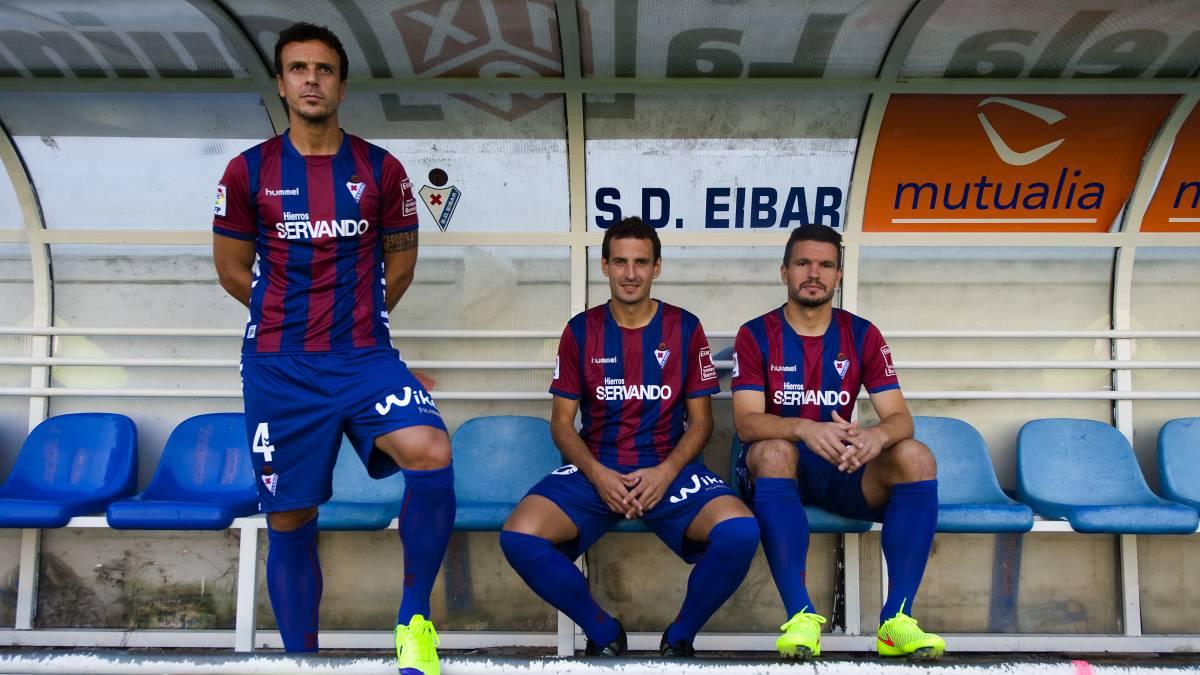 Eibar rivales