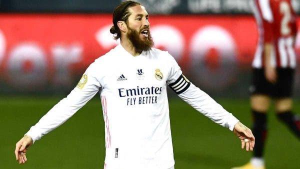 Ramos Real Madrid