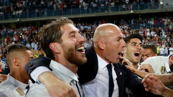 Sergio Ramos Zidane