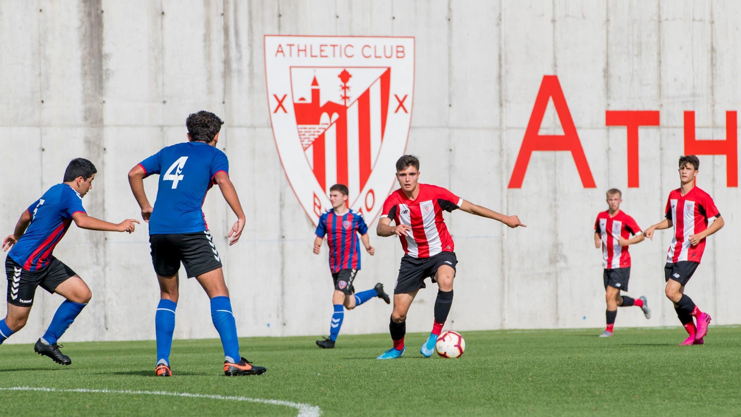 Athletic cantera