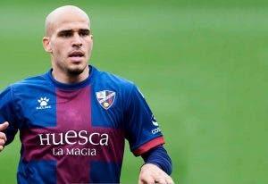 Sandro Ramírez figura de la SD Huesca