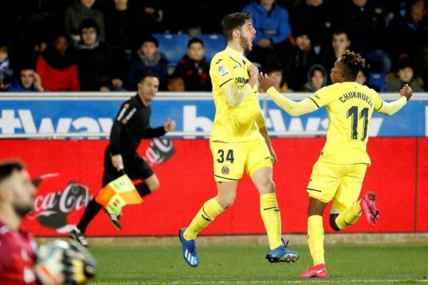 Cádiz goleador