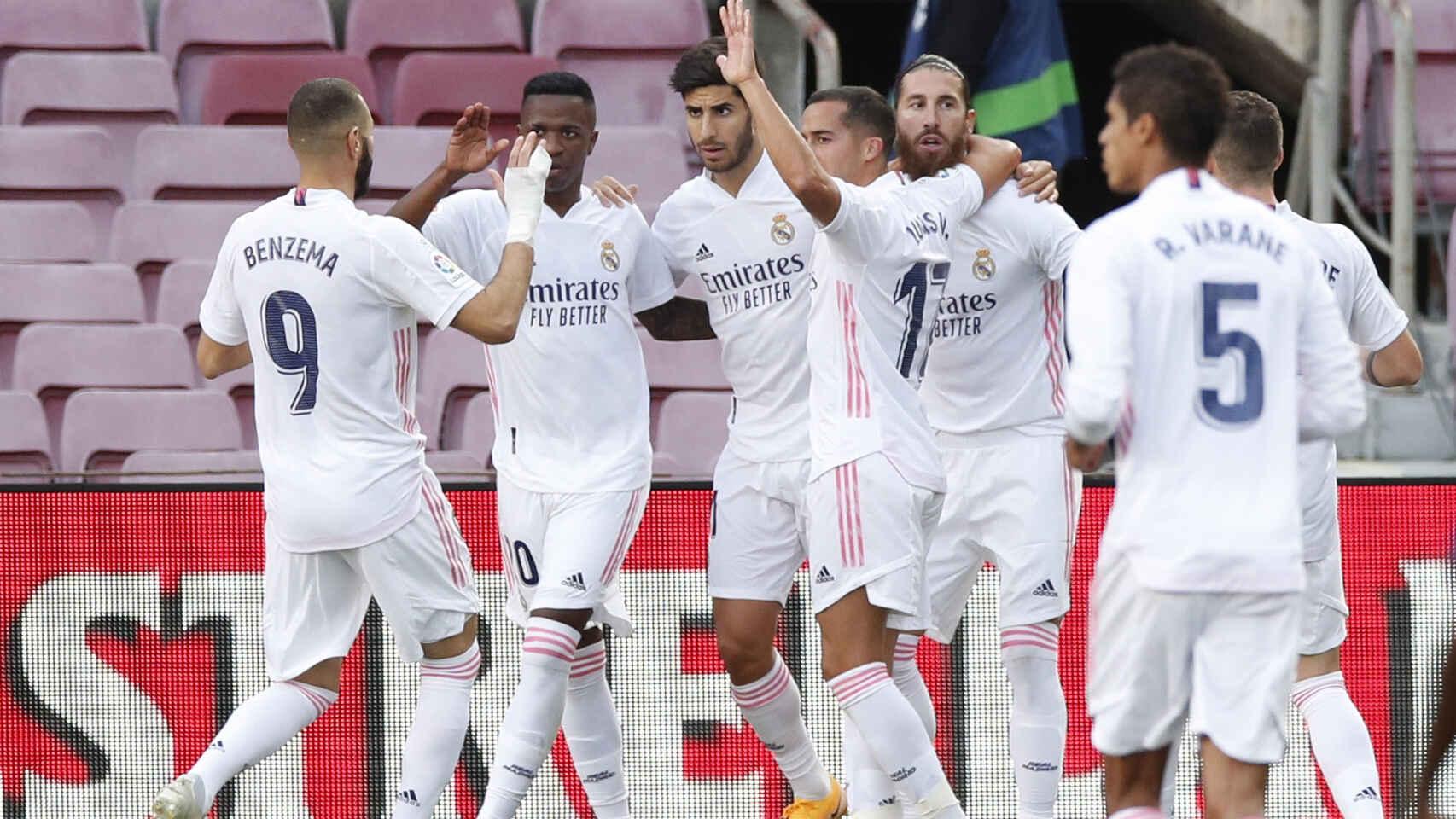 Real Madrid jefe
