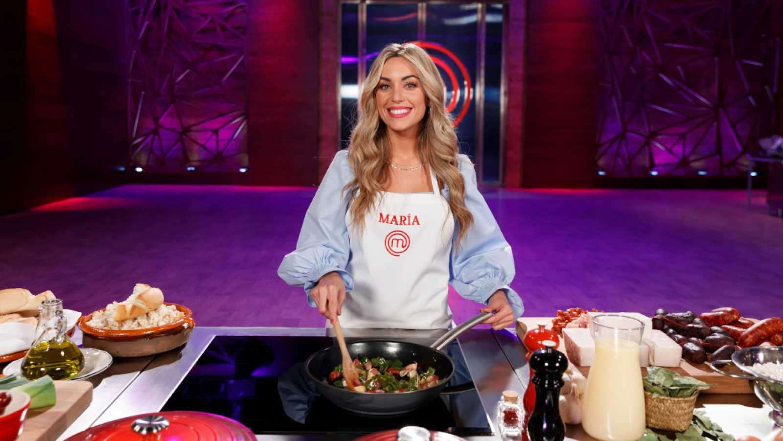 María Masterchef