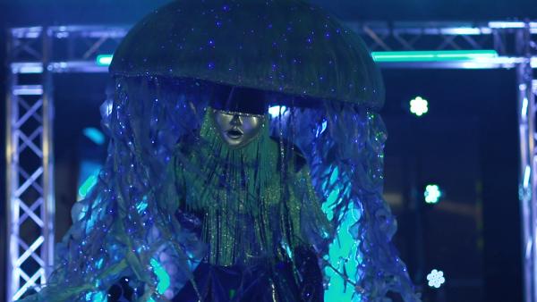 Mask Singer Medusa