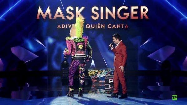 Mask Singer Perro