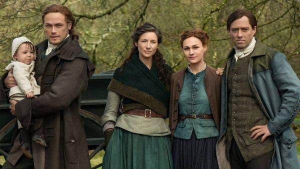 Outlander sexta temporada