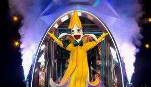 Mask Singer Plátano