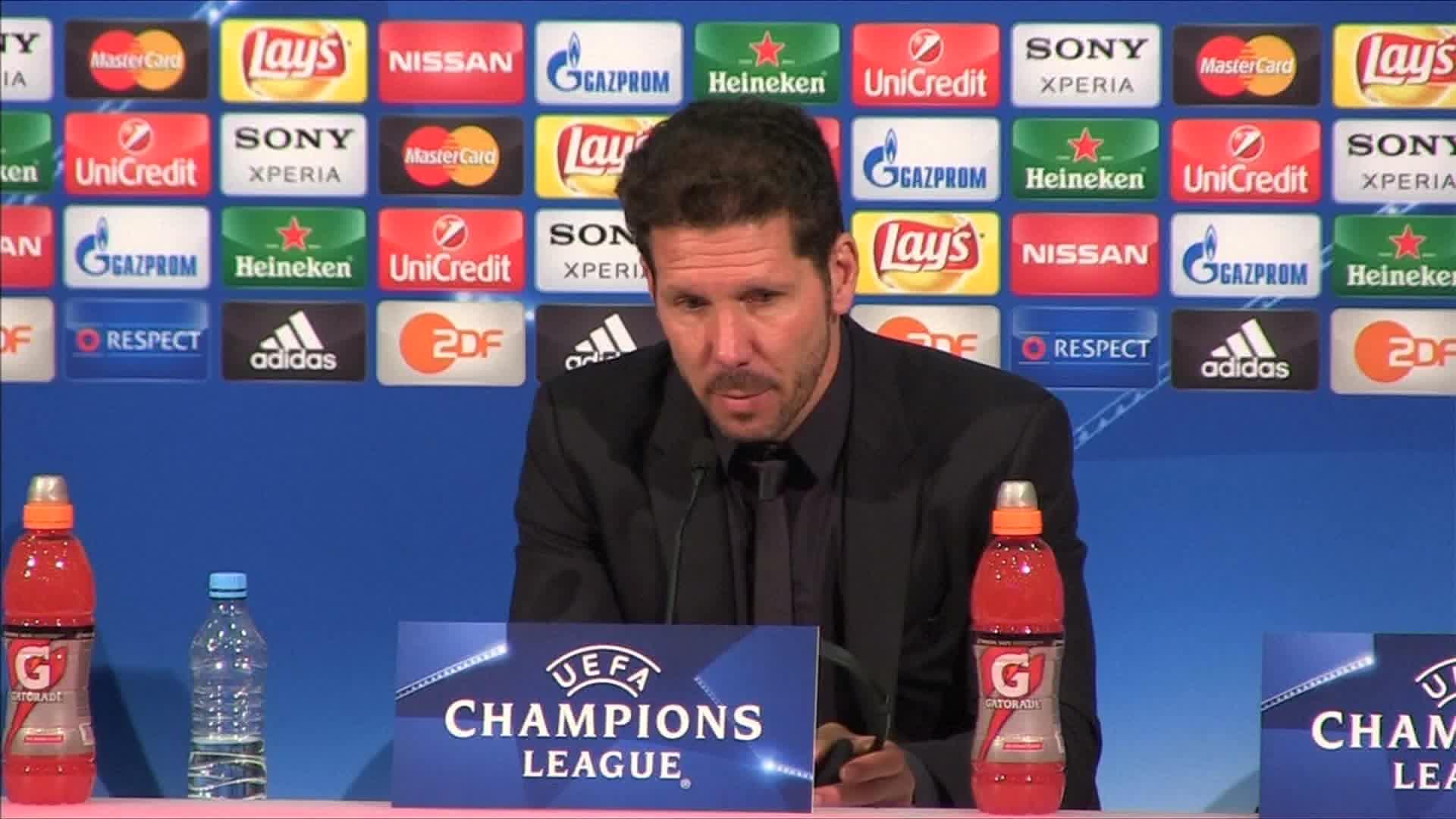 Atlético Champions