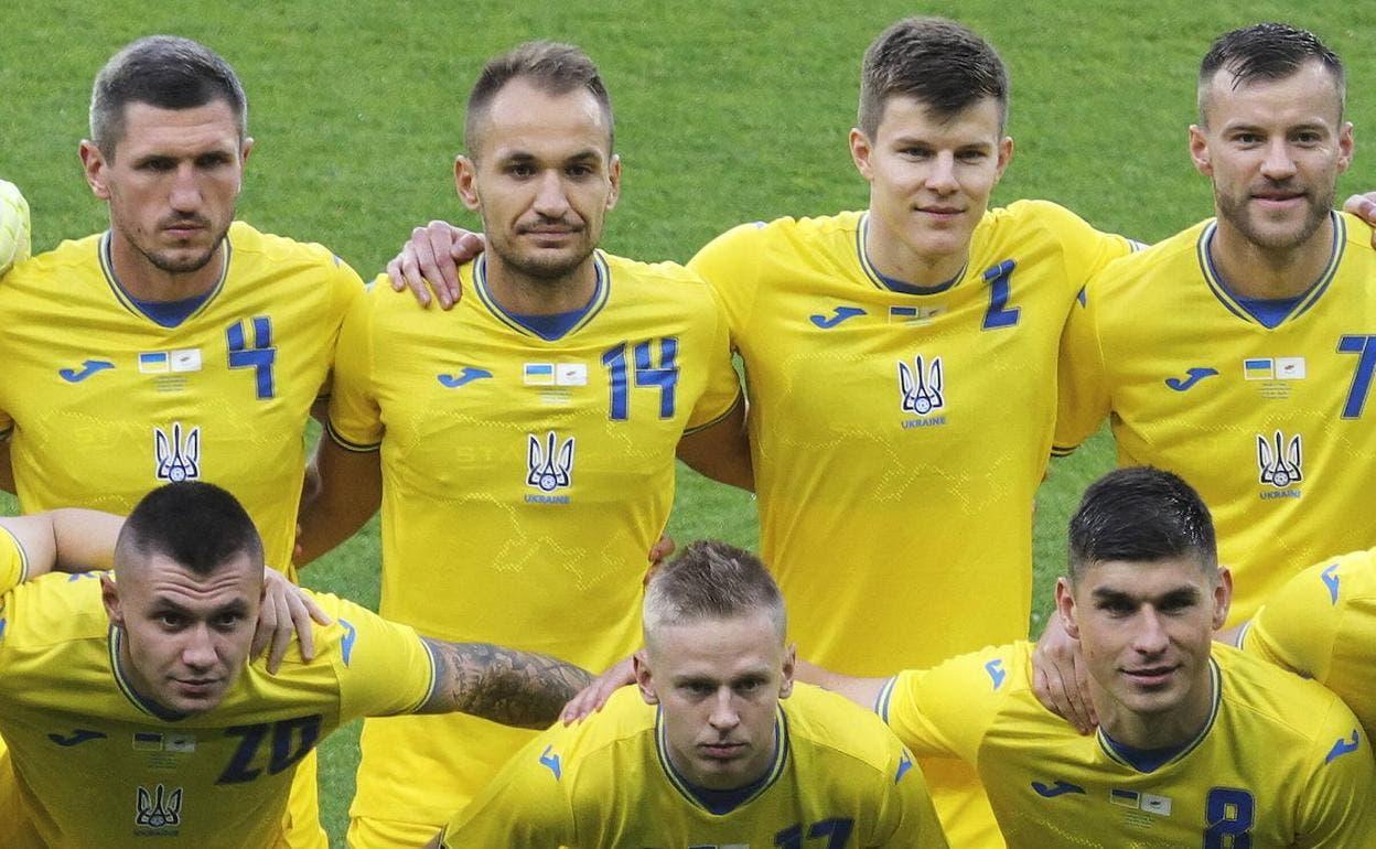Inglaterra Ucrania