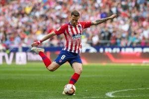 Saúl Atlético