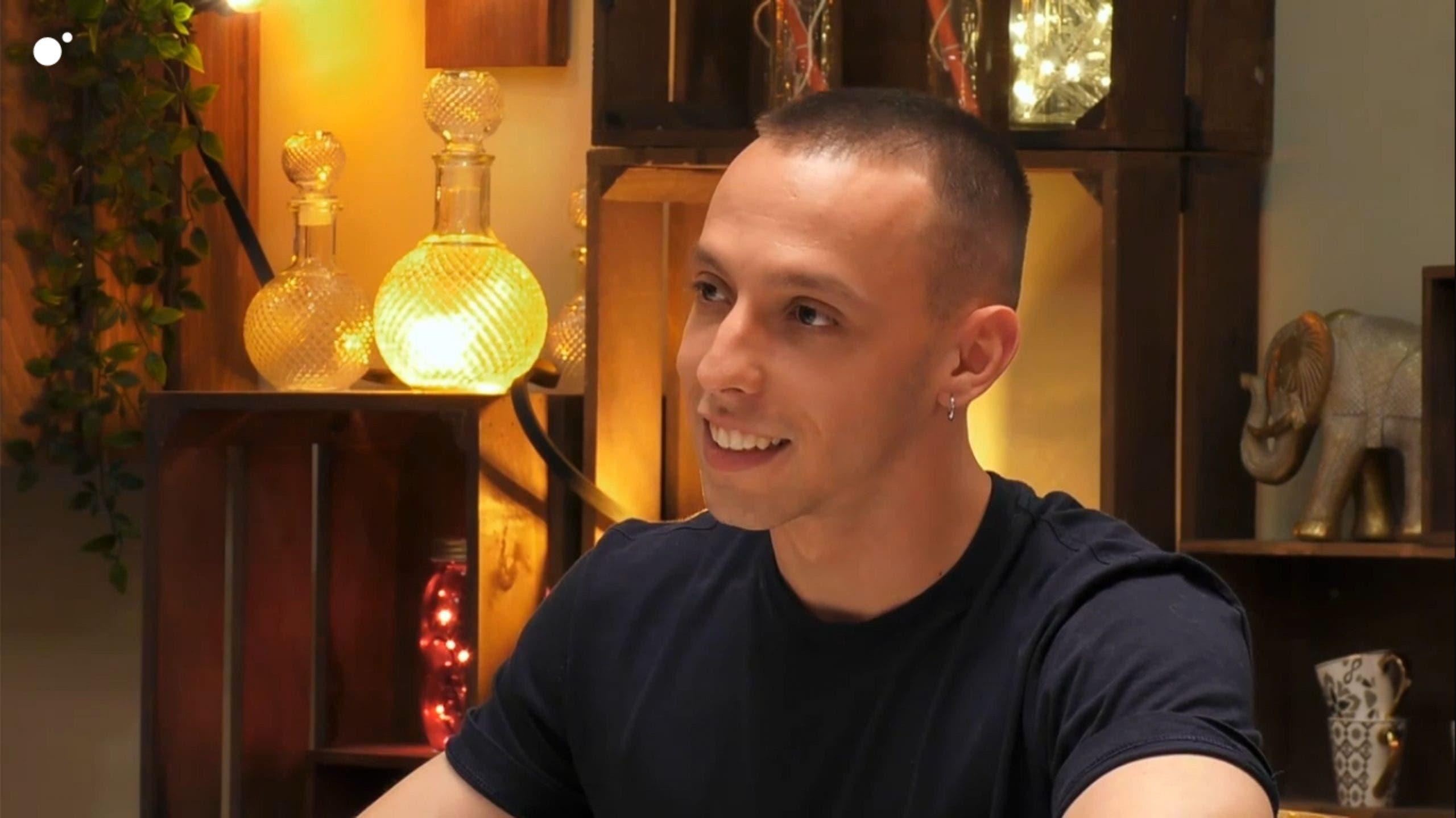 First Dates Juan Antonio