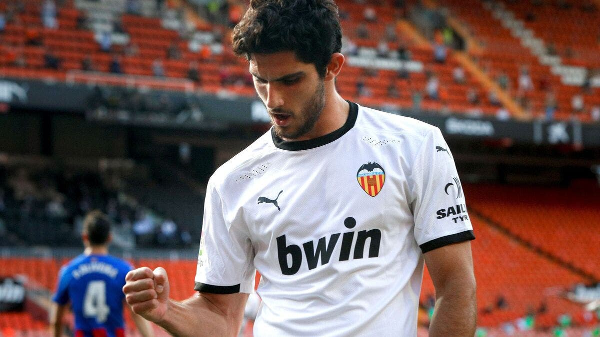 Guedes Everton