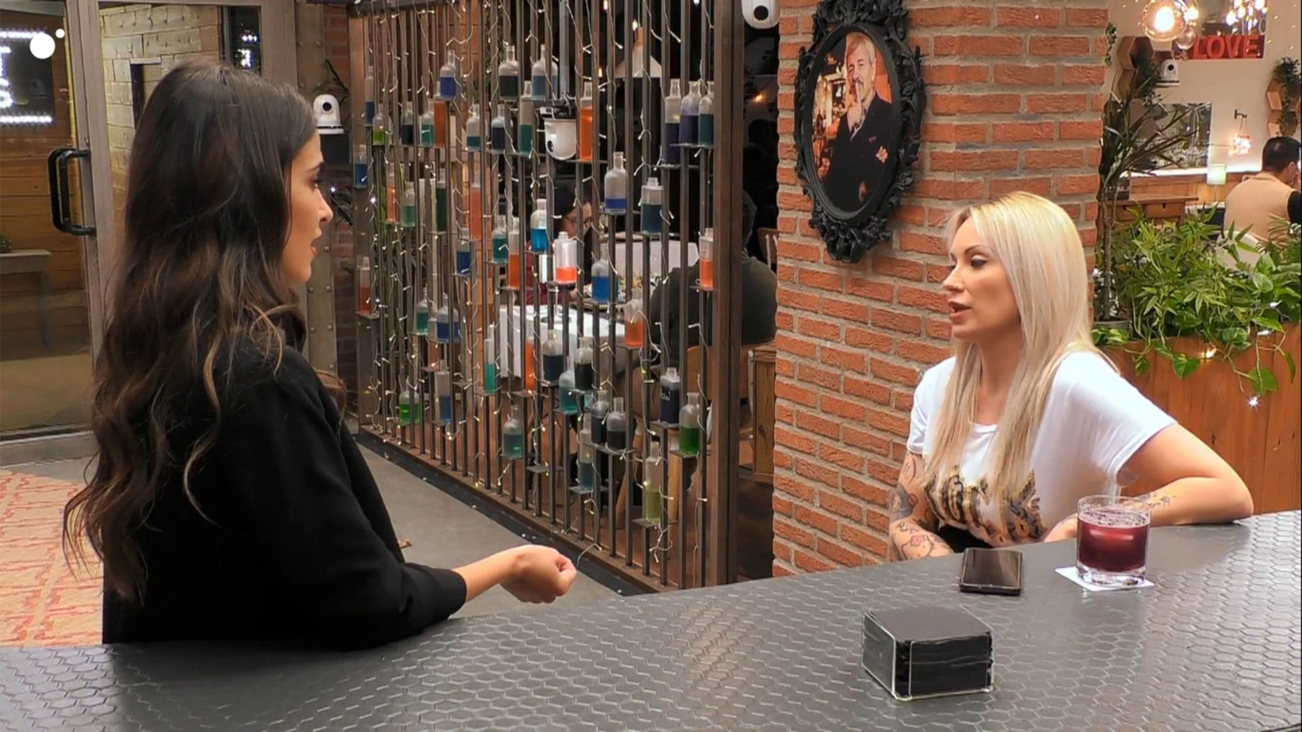 First Dates Sandra