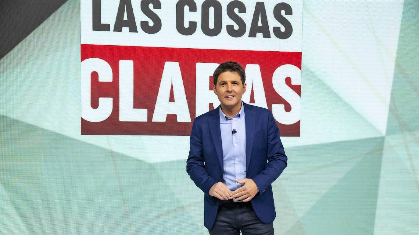 presentador Cosas Claras