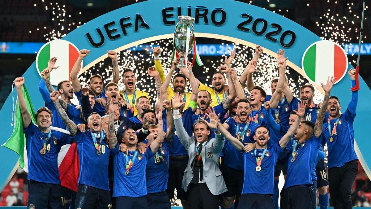 Eurocopa final
