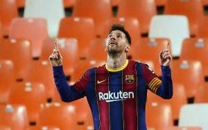 Messi renovación