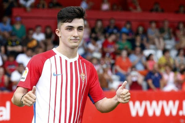 Sporting Manu García