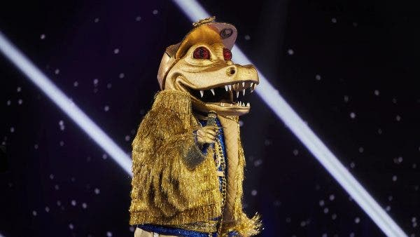 Mask Singer Bertín