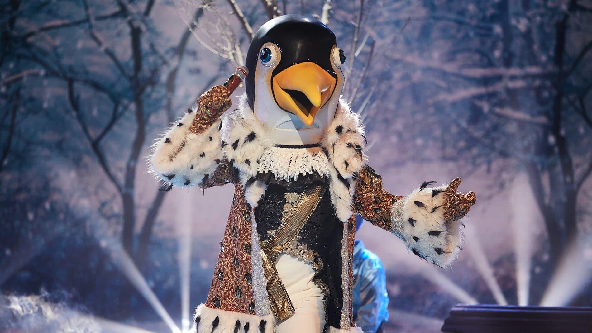 Mask Singer Pingüino