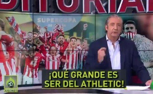 elecciones Athletic chiringuito