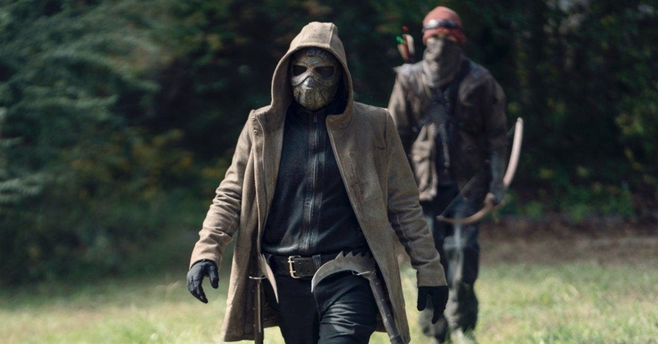 Walking Dead Segadores