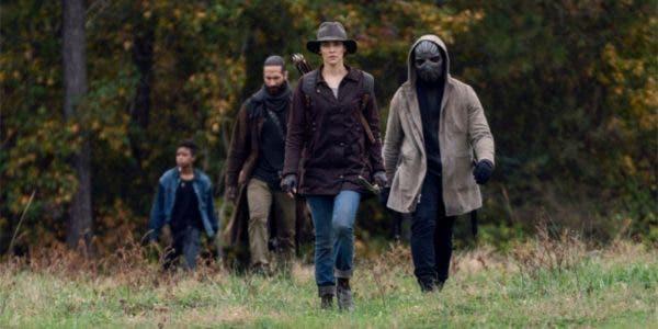 Walking Dead Maggie