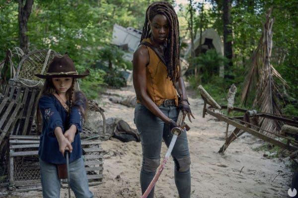 Walking Dead superviviente