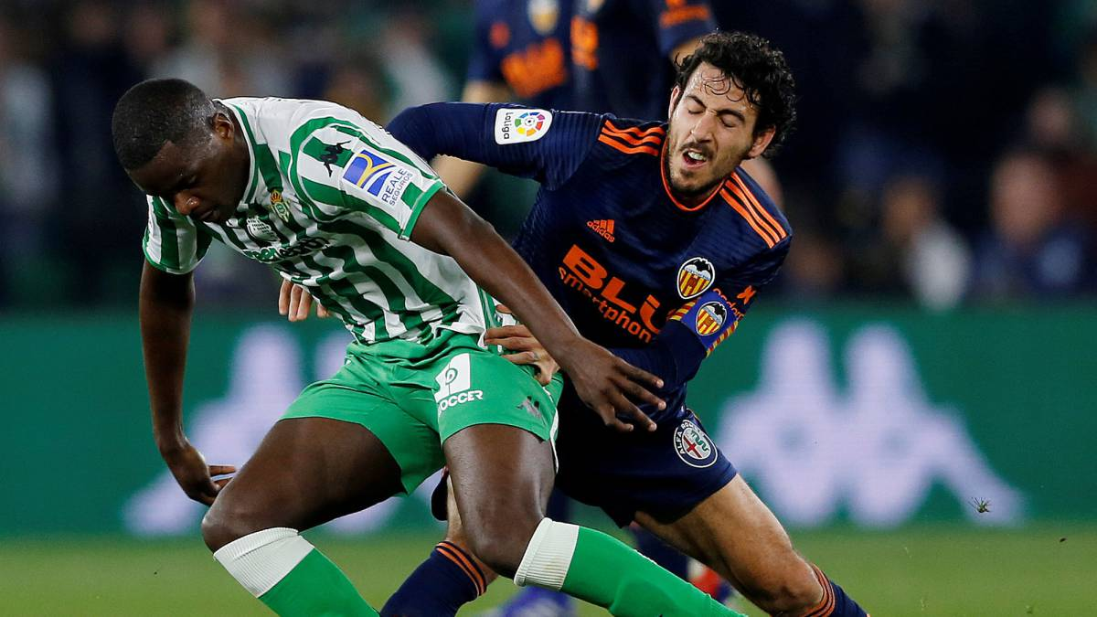 Trueque Valencia Betis