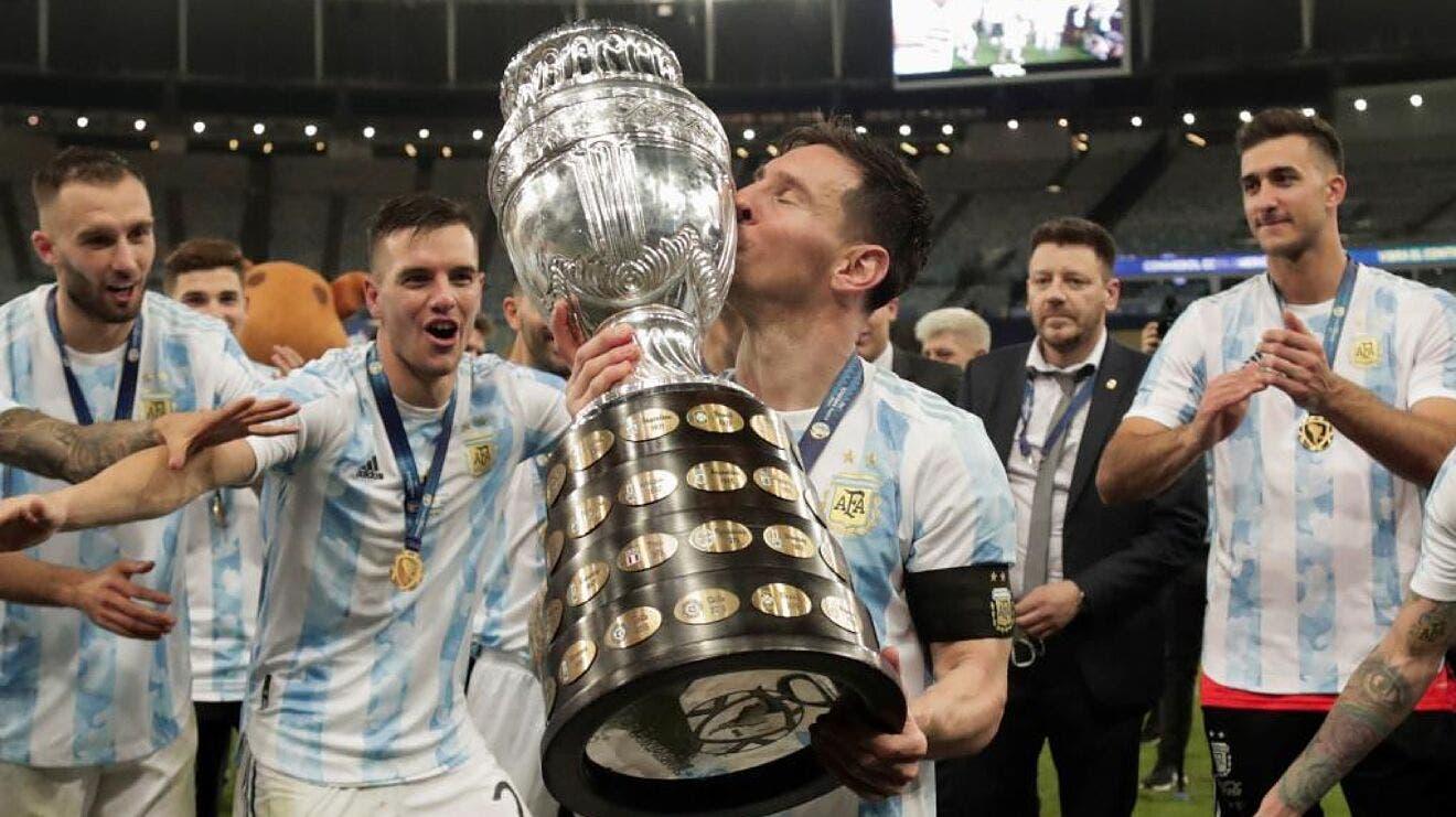 Messi fecha