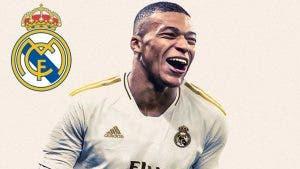 Real Madrid Mbappé