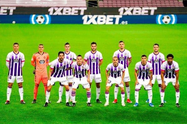 Valladolid goleador