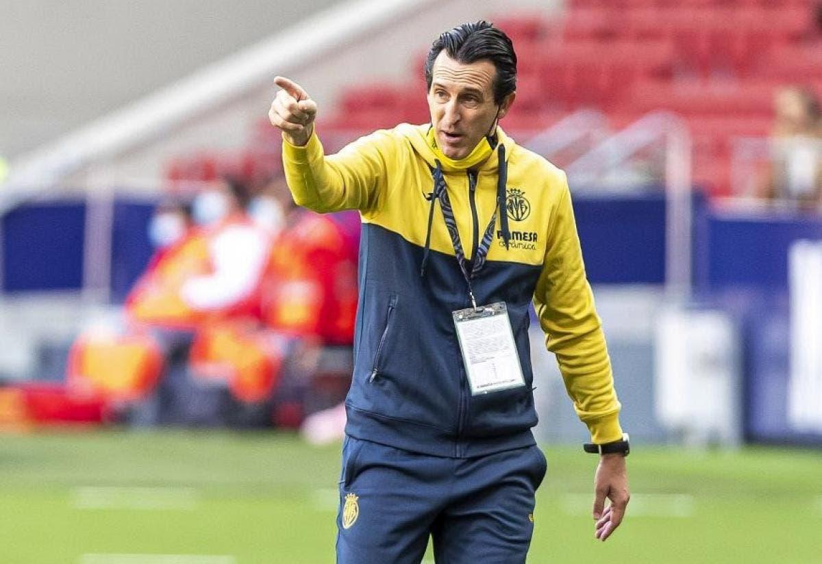 Villarreal Emery