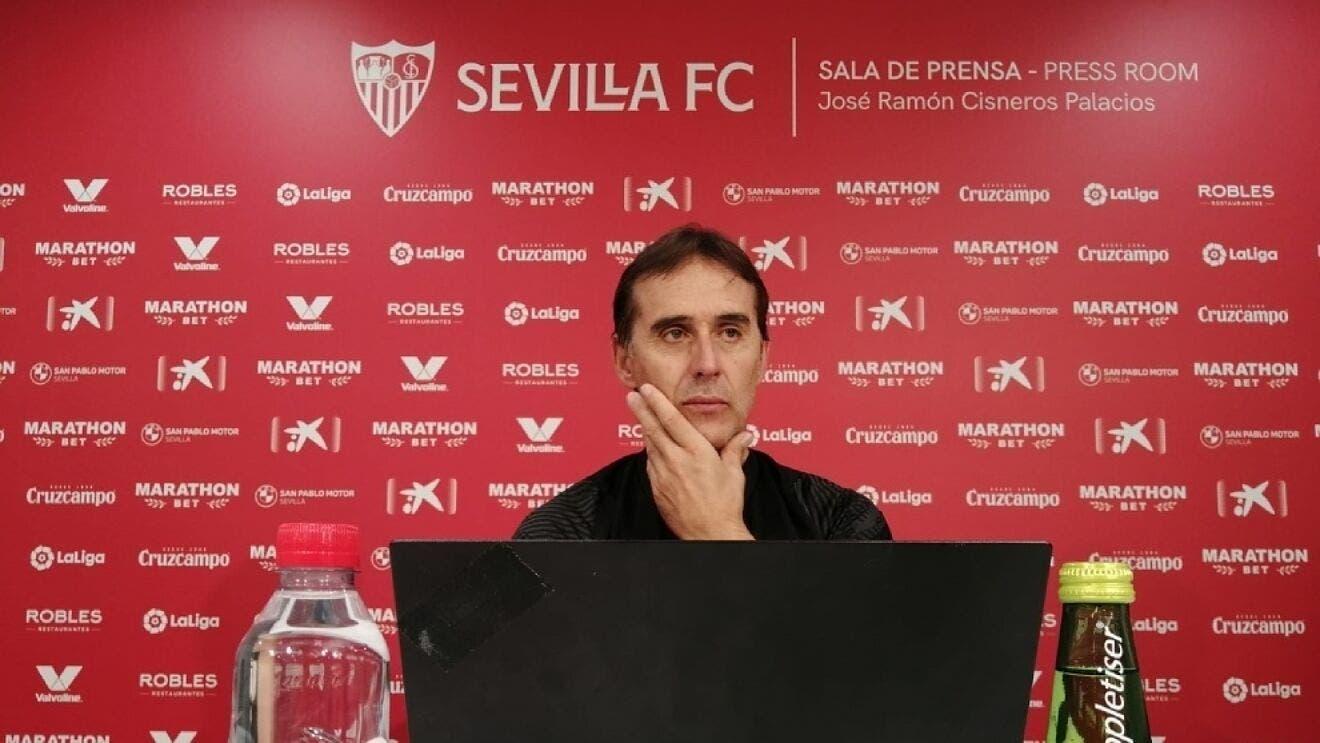 Lopetegui Sevilla