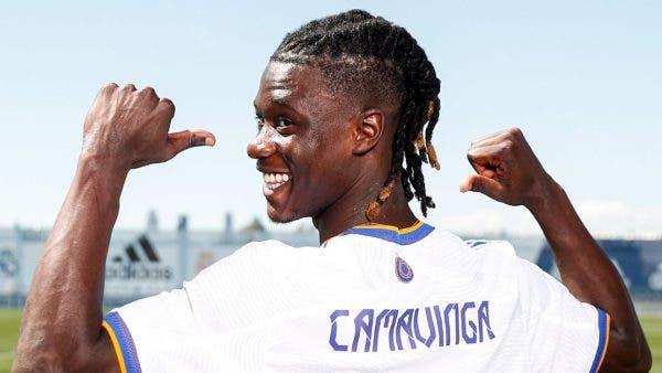 debut Camavinga