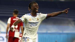 Camavinga Real Madrid