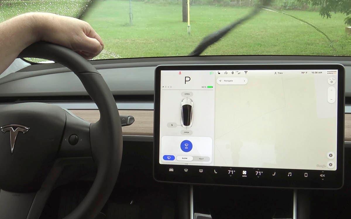 Limpiaparabrisas Tesla