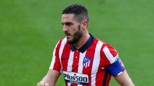 Atlético Koke