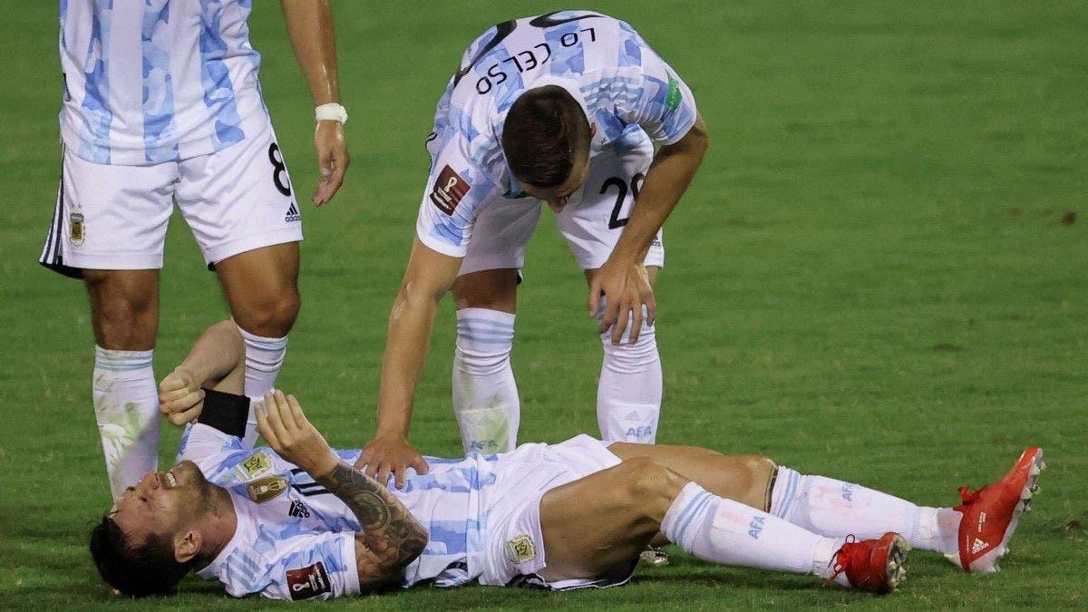 entrada Messi