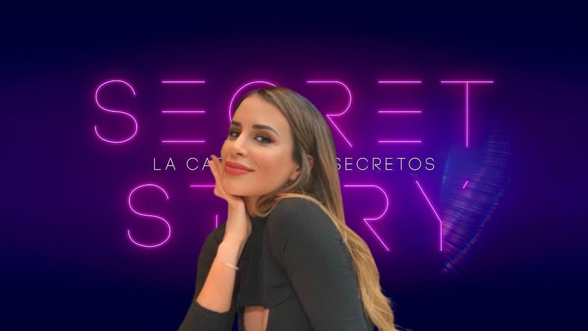Cristina Porta Secret Story